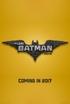 Lego Batman: La pel�cula