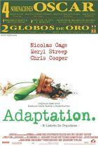 ADAPTATION: EL LADRON DE ORQUIDEAS