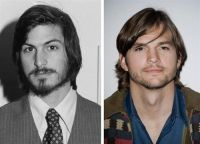 Primera imagen de Ashton Kutcher caracterizado como Steve Jobs