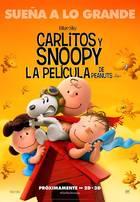Carlitos y Snoopy: la película de Peanuts