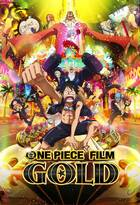 One Piece Pel�cula 13: Gold