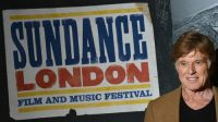 Robert Redford, en el Festival de Sundance London