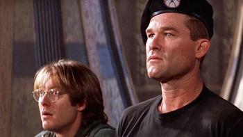 La Película Galer A De Im Genes De La Película Stargate Puerta A Las Estrellas Estamos Rodando